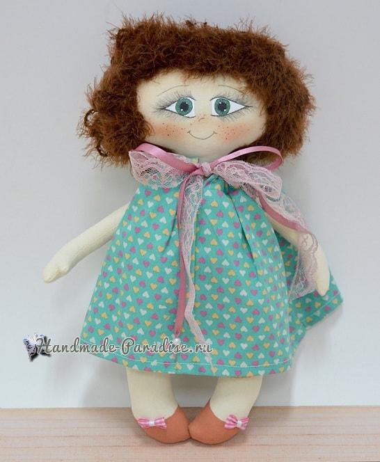 Куколка Мария Лучия. Выкройка (3)