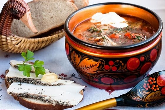 Особенности русской кухни (1)