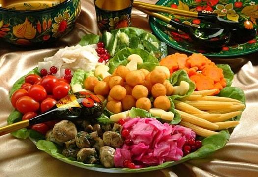 Особенности русской кухни (2)