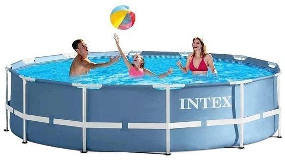 Выбираем между надувным и каркасным бассейном