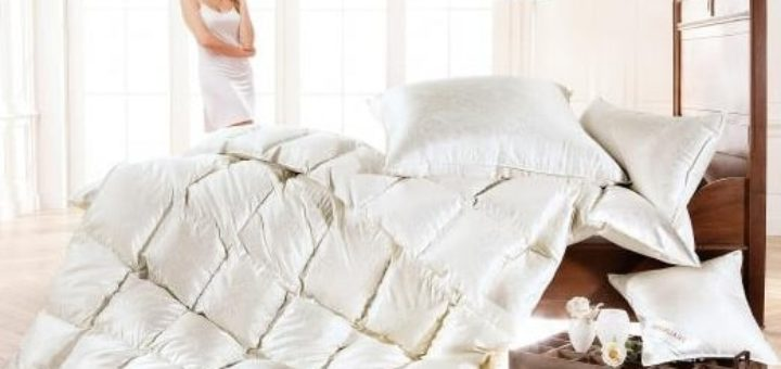 Как выбрать одеяло (2)