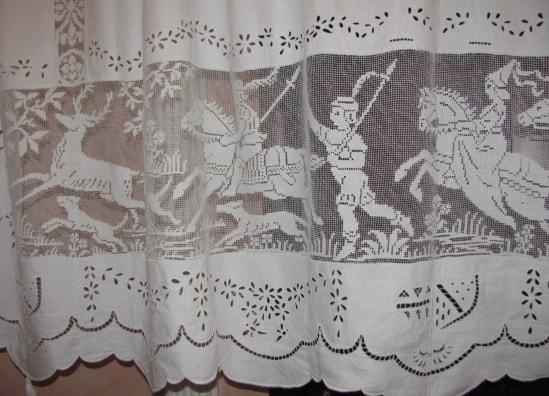 Бабушкин сундук для ценителей антиквариата и ручной работы (3)