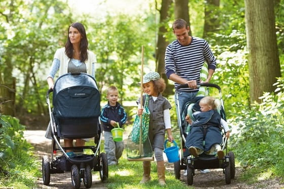 Коляска для ребенка. Как сделать правильный выбор (1)