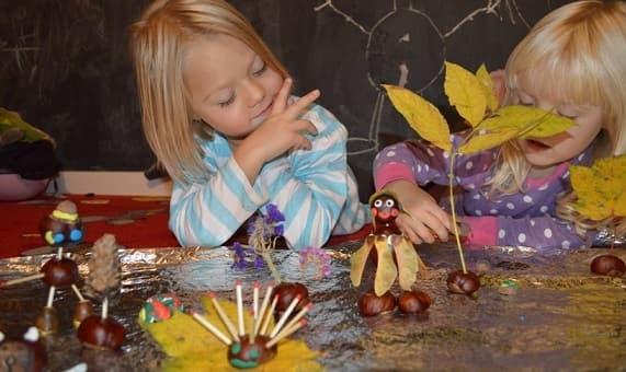Поделки для детей - альтернатива индивидуальному подарку для члена семьи от ребенка (2)