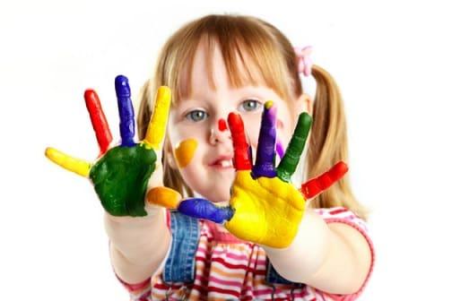 Поделки для детей - альтернатива индивидуальному подарку для члена семьи от ребенка (3)