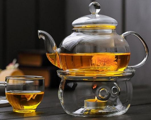Подставка-подогреватель под чайник (1)