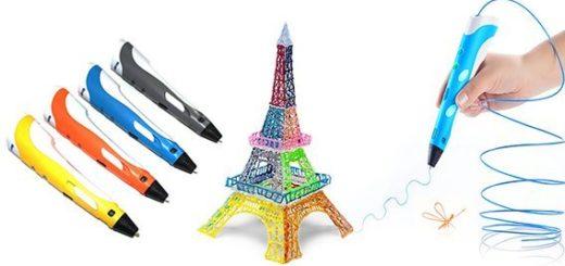 3D ручка - волшебная палочка, воплощенная в жизнь