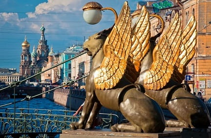 Романтические каникулы в Санкт-Петербурге (1)