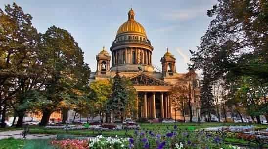 Романтические каникулы в Санкт-Петербурге (2)