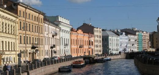 Романтические каникулы в Санкт-Петербурге (3)