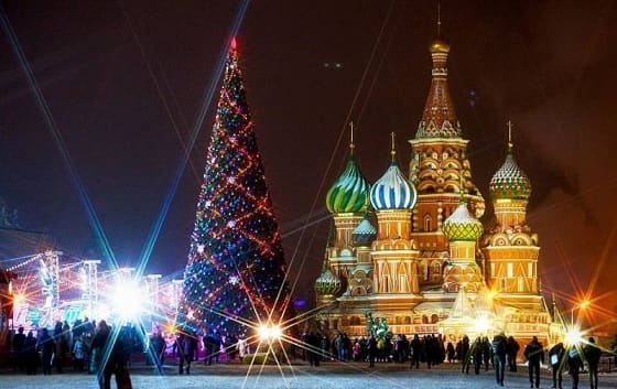 Новогодняя Ёлка в России. Откуда пошла традиция (2)