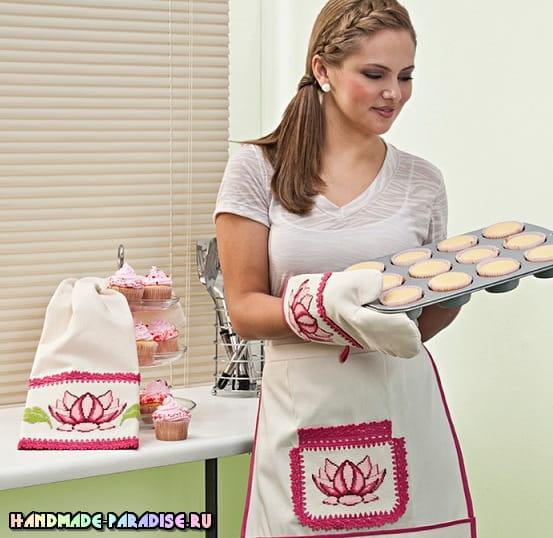 Вышивка кухонных принадлежностей (2)