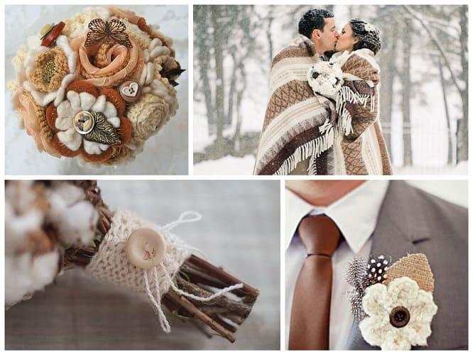 Интересные советы. Вязаная свадьба (2)