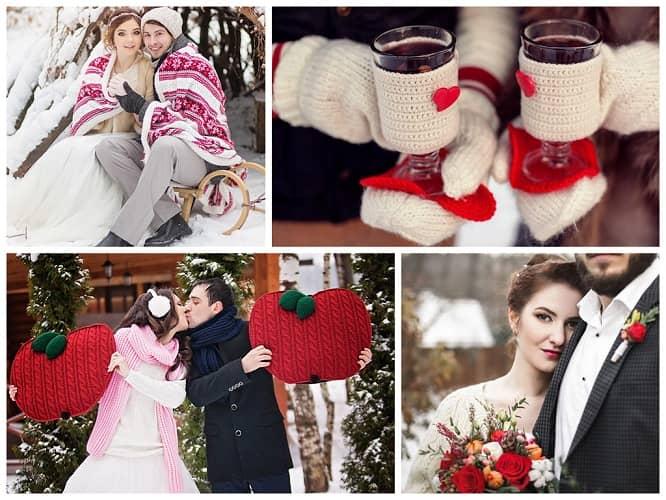 Интересные советы. Вязаная свадьба (3)