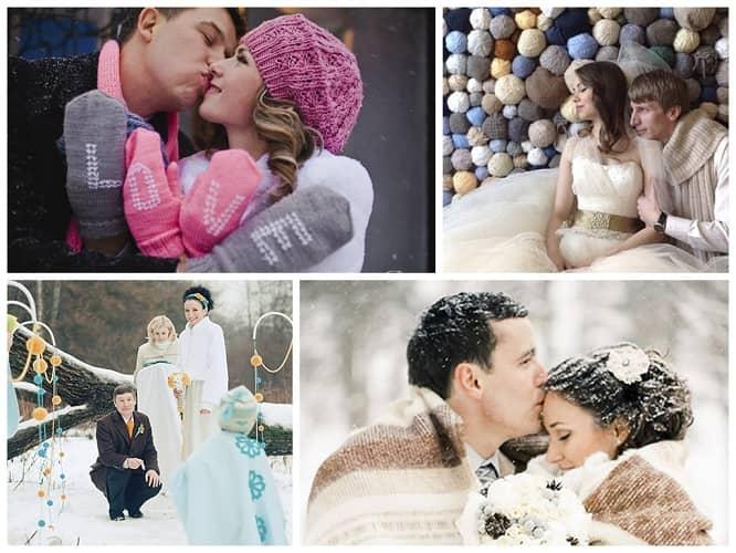 Интересные советы. Вязаная свадьба (5)