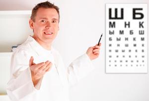 Разница между офтальмологом и окулистом (1)