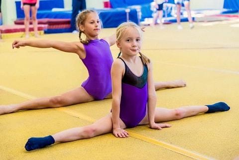 Художественная и спортивная гимнастика (1)