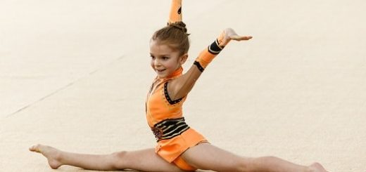 Художественная и спортивная гимнастика (2)