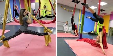 Художественная и спортивная гимнастика (3)