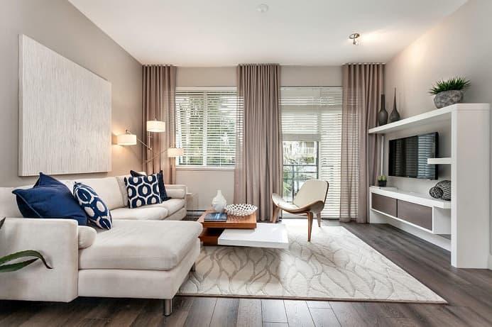 Как оформить гостиную в эксклюзивном и современном стиле (2)