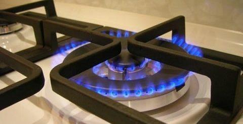 Как подключить газовый баллон к плите (2)