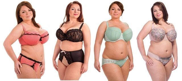 Как правильно подобрать нижнее белье женщине с пышными формами (4)