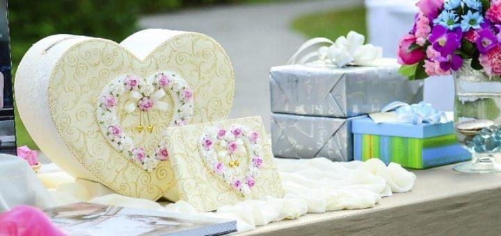 Оригинальные подарки на свадебное торжество (1)