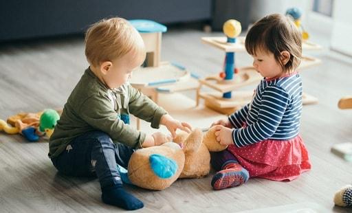Развлечения и игрушки у ребенка дошкольного возраста (1)