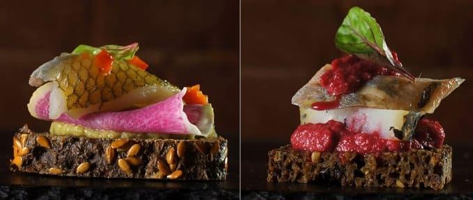 Сэндвичи и брускетты для фуршета от компании Профессор Пуф (2)