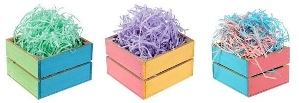 Бумажный наполнитель для красивой упаковки подарков (2)