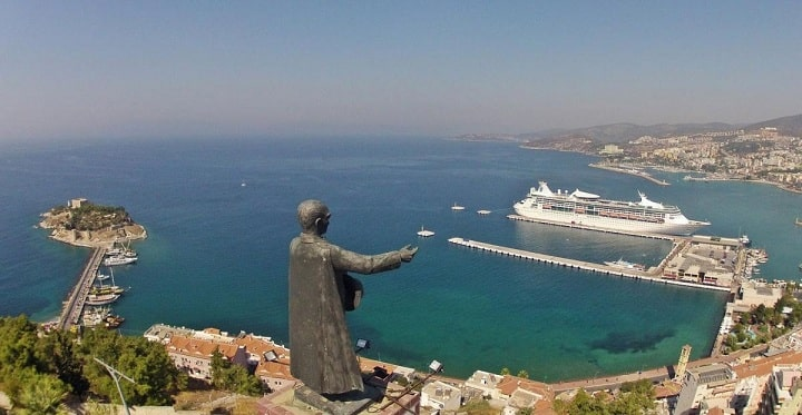 Чем заняться на турецком курорте Кушадасы (1)