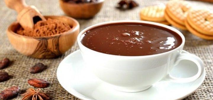 Классический горячий шоколад с необычными вкусами (2)