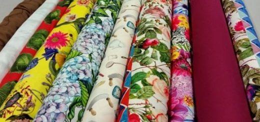 Магазин итальянских тканей «Ткани VALENTINA» (1)