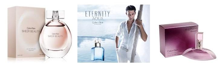 Туалетная вода Calvin Klein — классика мировой парфюмерии (2)