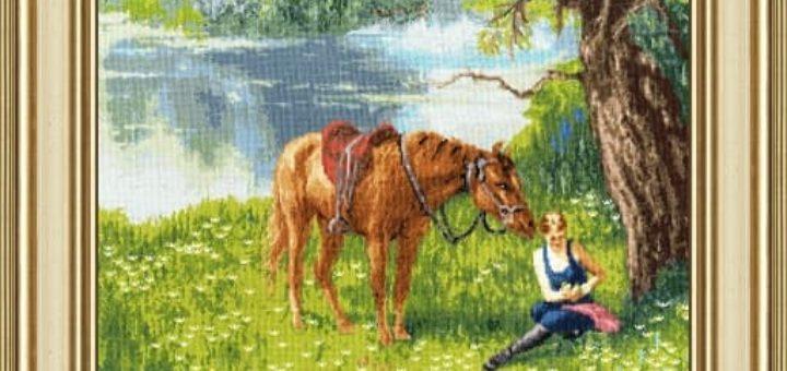 Виды канвы для вышивания - как сделать правильный выбор (1)