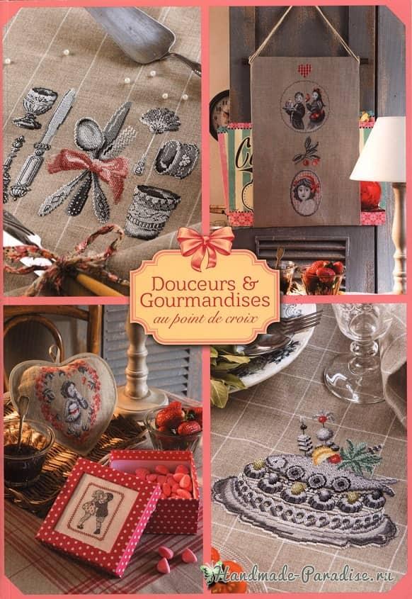 Hors-serie - Douceurs & Gourmandises au Point de Croix