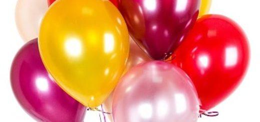 Латексные шары - виды и особенности (2)