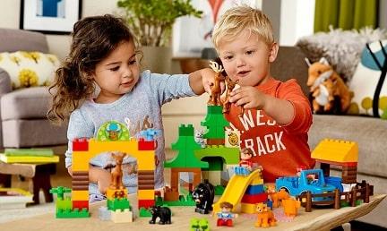 Конструктор Лего - лучшая развивающая игрушка (1)