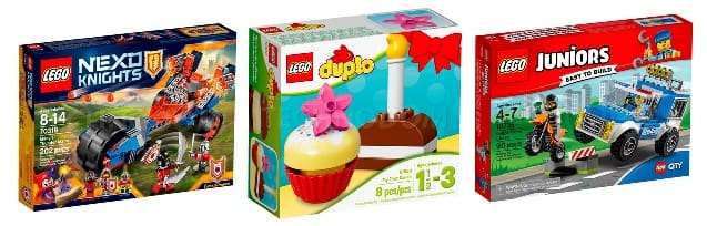 Конструктор Лего - лучшая развивающая игрушка (2)