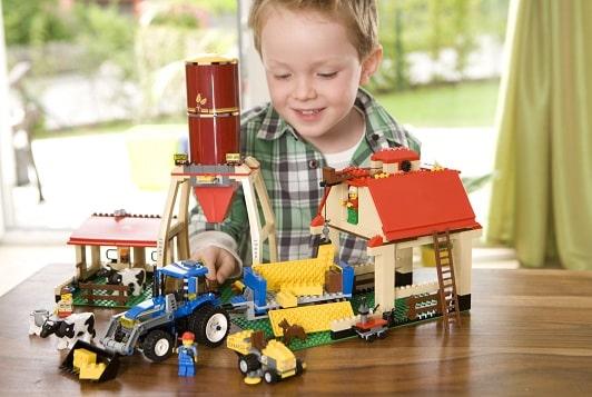 Конструктор Лего - лучшая развивающая игрушка (3)