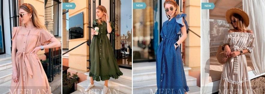Женская одежда оптом для бутиков (2)