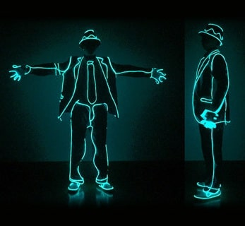 Особенности пошива светодиодных костюмов