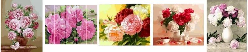 Картины по номерам в магазине товаров для творчества Artland (2)