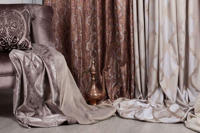 Выбор ткани для портьер (3)