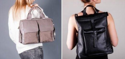 Женские сумки и кошельки торговой марки «Лев Любинин» (2)