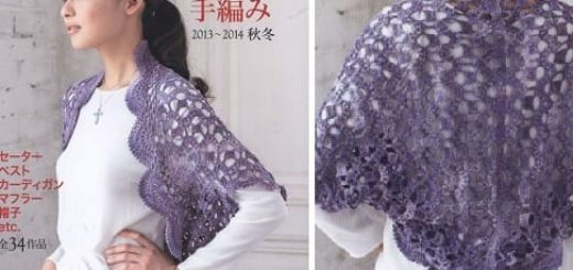 Let's Knit Series. Зимний выпуск журнала (2)