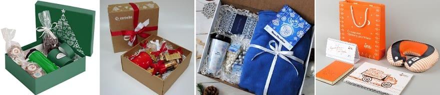 Сборка новогодних подарков от компании «Идея Принт» (1)