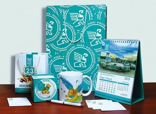 Сборка новогодних подарков от компании «Идея Принт» (2)