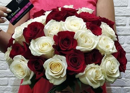 Как оформить цветочный подарок на 14 февраля (1)