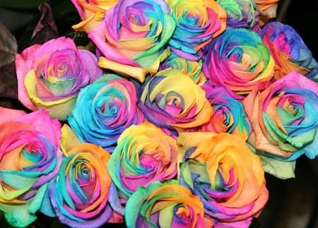 Как оформить цветочный подарок на 14 февраля (3)